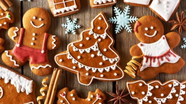 medovníčky, Vianoce, vianočná dekorácia, medovníky, pečenie, recept